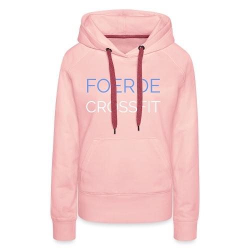 Foerde CrossFit - Frauen Premium Hoodie