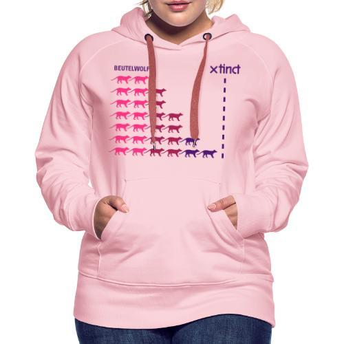 MinusArtkBeutel - Frauen Premium Hoodie