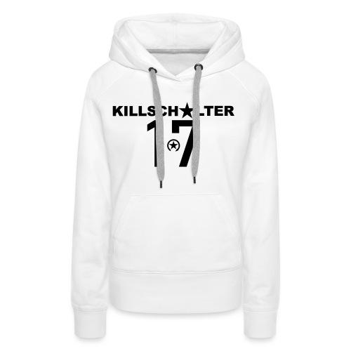 KILL SWITCH 17 0KS03 B - Women's Premium Hoodie