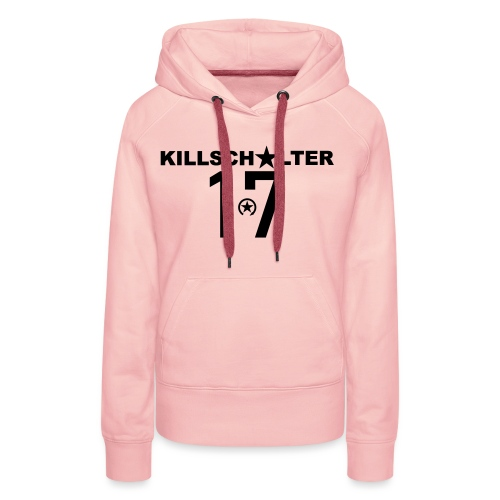 KILL SWITCH 17 0KS03 B - Women's Premium Hoodie