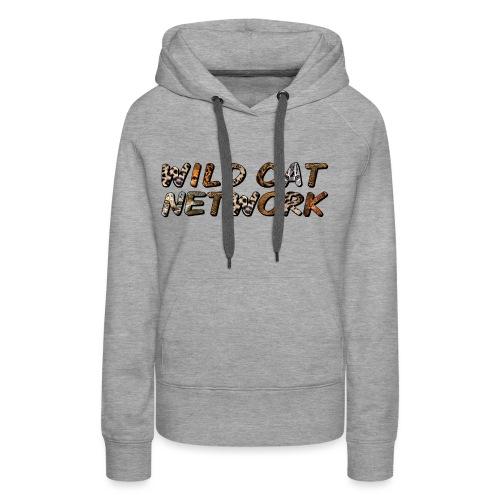 WildCatNetwork 1 - Women's Premium Hoodie