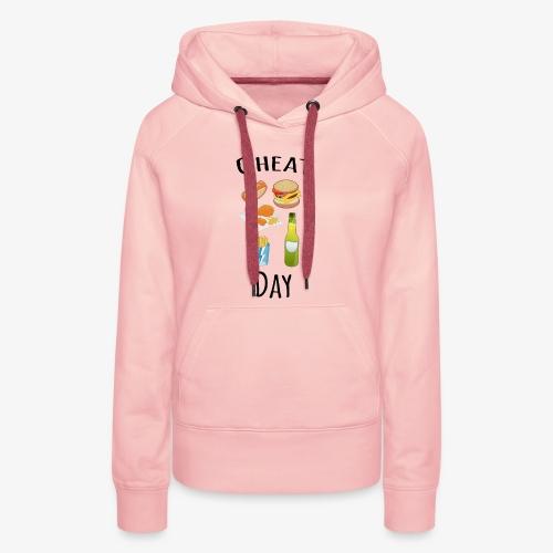 Cheat day - Women's Premium Hoodie