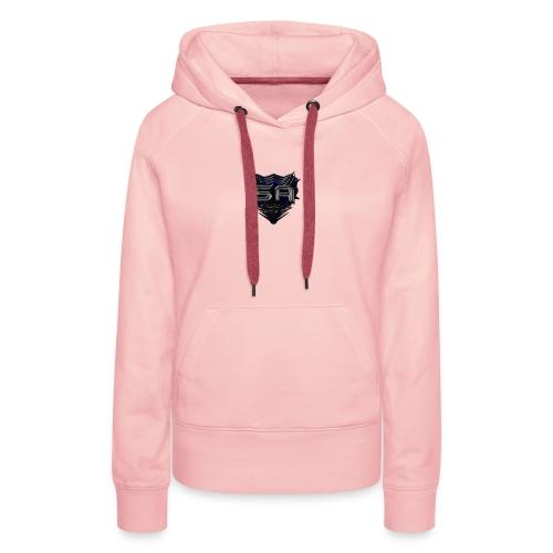 Assaulty merch - Vrouwen Premium hoodie