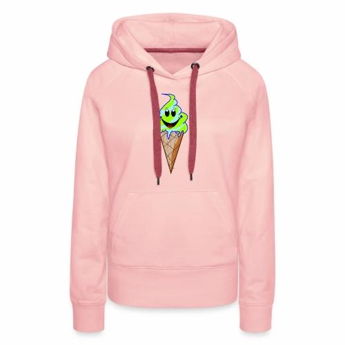 Mr./ Ms. Mint - Vrouwen Premium hoodie