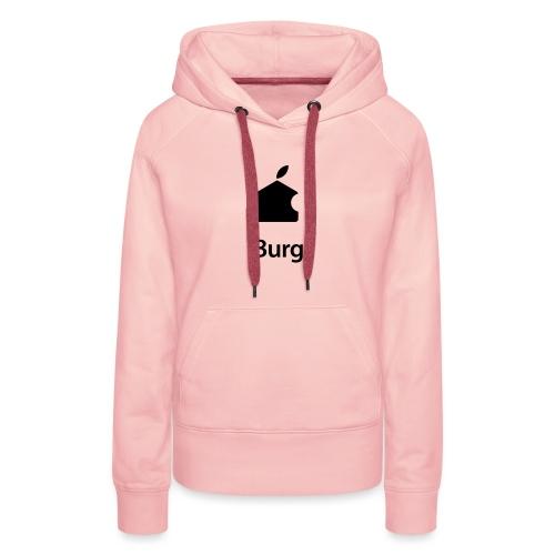 iburg def - Vrouwen Premium hoodie