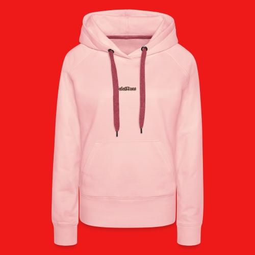 New Design - Dame Premium hættetrøje
