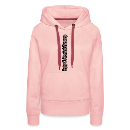 cotation - Sweat-shirt à capuche Premium pour femmes
