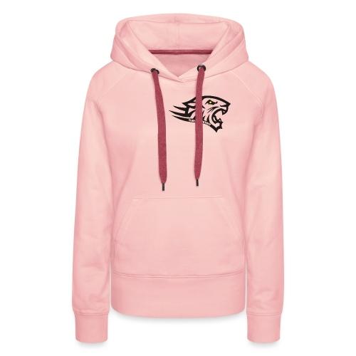Tuiran Tiikerit tuoteperhe, pieni logo - Naisten premium-huppari