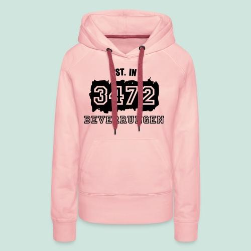 Established 3472 Beverungen - Frauen Premium Hoodie