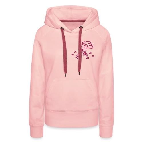 hof1 - Frauen Premium Hoodie