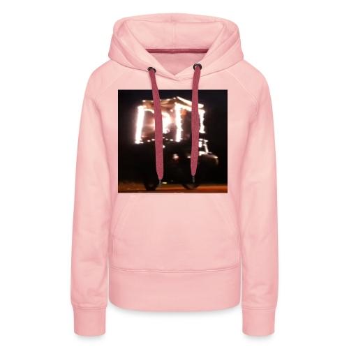 Kaufen Sie Frohe Weihnachten Lichter T-Shirt für Männer Frauen - Frauen Premium Hoodie