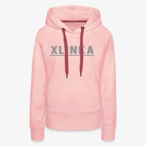 XLINKA 3D - Women's Premium Hoodie