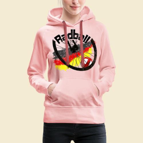 Radball | Deutschland - Frauen Premium Hoodie
