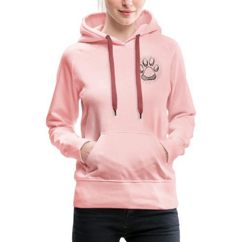 Cecile - Sweat-shirt à capuche Premium pour femmes