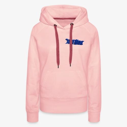Blue Light Borst - Vrouwen Premium hoodie