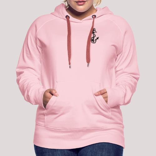 Anker - Frauen Premium Hoodie