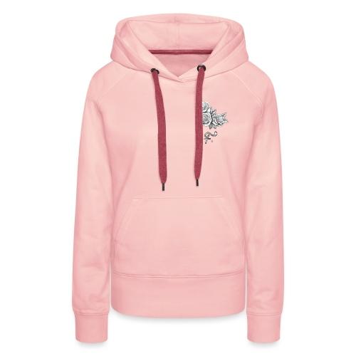 RoseF. - Frauen Premium Hoodie