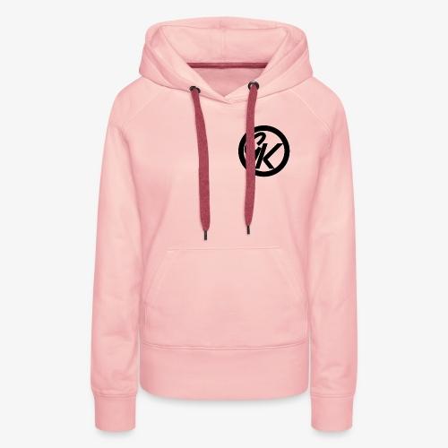 GK Pink buddy | women - Women's Premium Hoodie