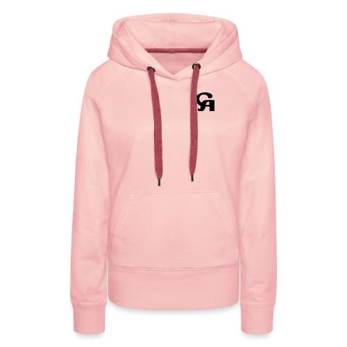 c-v logo - Women's Premium Hoodie