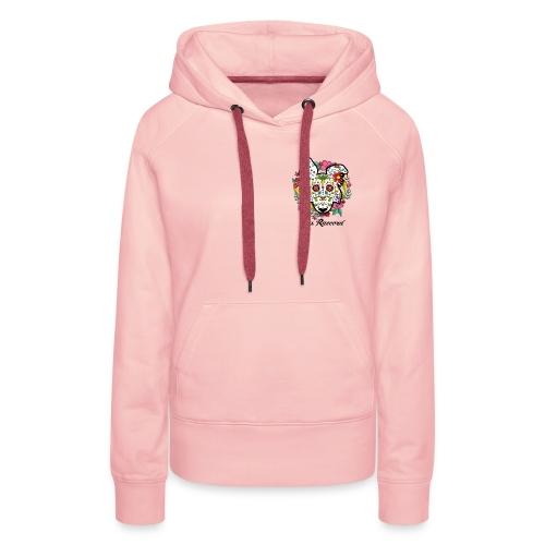 Dogaveras - Sweat-shirt à capuche Premium pour femmes