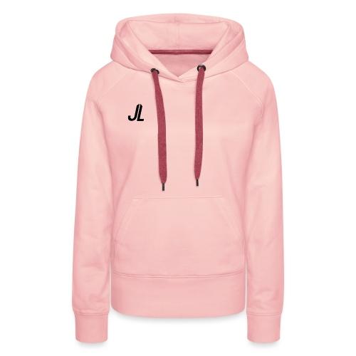 JL LOGO - Women's Premium Hoodie