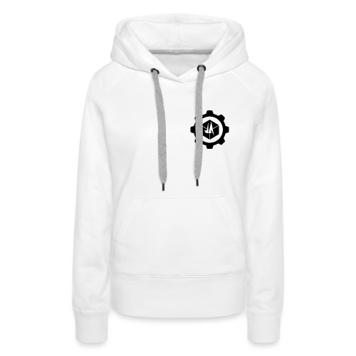 Jebus Adventures Logo (Transparent) - Women's Premium Hoodie