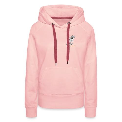 kiwi cool - Frauen Premium Hoodie