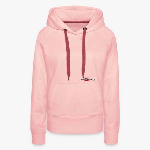 Logo shoot club png - Frauen Premium Hoodie