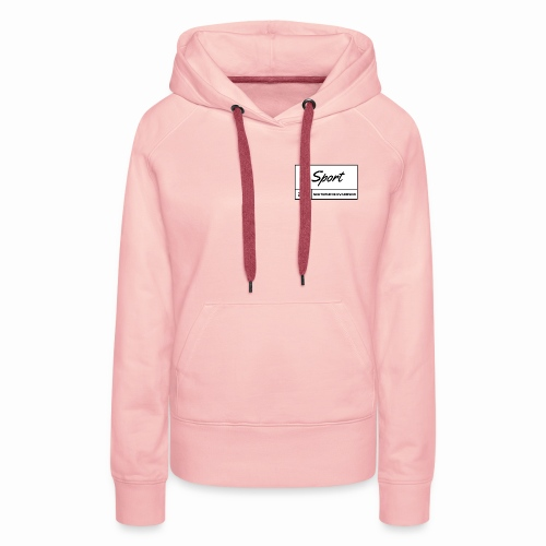 Schtephinie Evardson Sporting Wear - Women's Premium Hoodie
