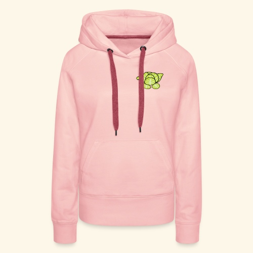 Vin Laitue - Sweat-shirt à capuche Premium pour femmes