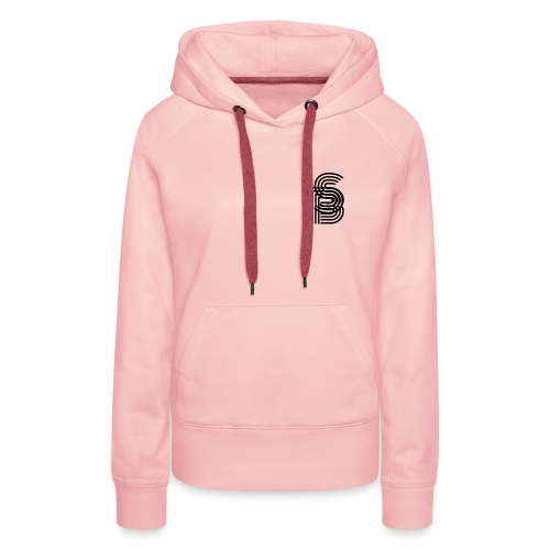 "Secret Blend (SB) ""kept simple"" - Frauen Premium Hoodie"