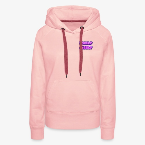 LOVELY JUBBLY - Women's Premium Hoodie