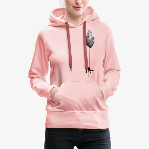 From the heart - From the heart - Women's Premium Hoodie