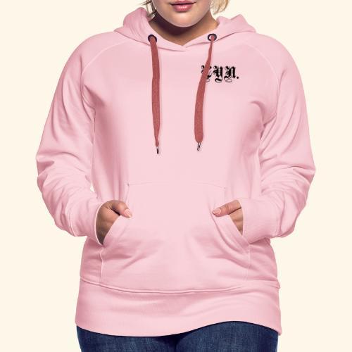 LYN. Classique II - Sweat-shirt à capuche Premium pour femmes