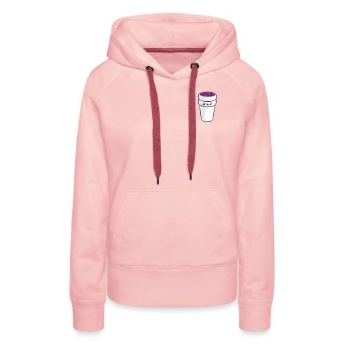 N & P - Sweat-shirt à capuche Premium pour femmes