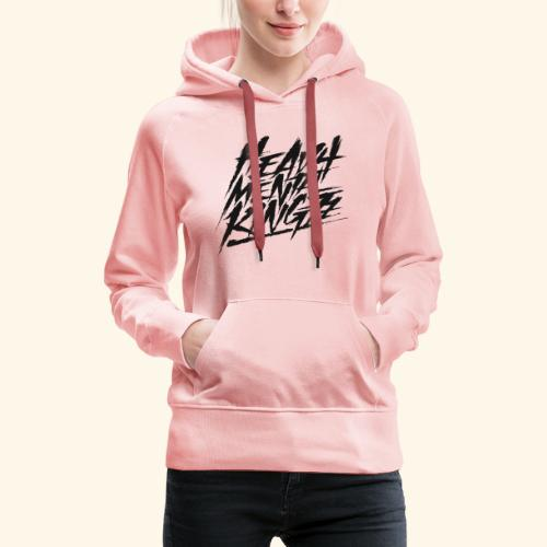 Heavy Mental KingZz Logo - Frauen Premium Hoodie