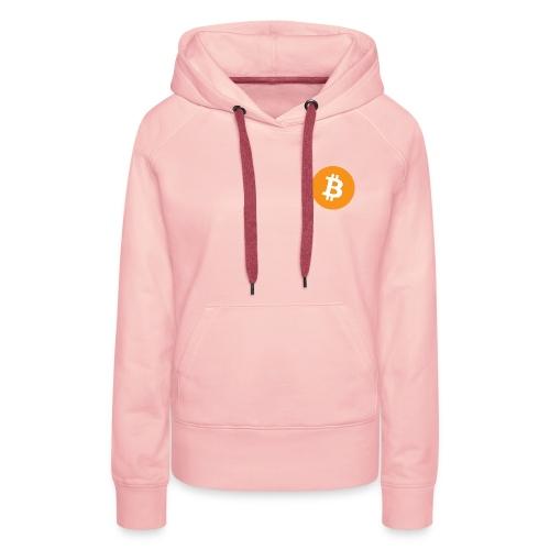 Bitcoin - Women's Premium Hoodie
