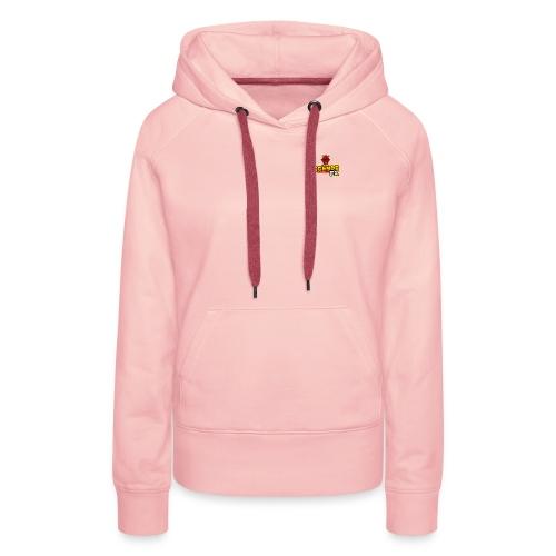texte.png Sweat-shirts - Sweat-shirt à capuche Premium pour femmes