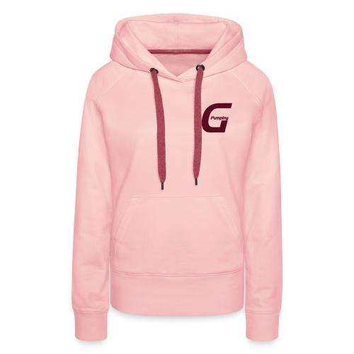 Pumping Generation Logo - Frauen Premium Hoodie