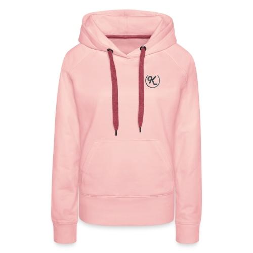 K-Logo - Frauen Premium Hoodie