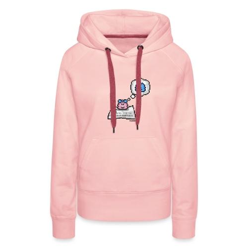 Loveletter - Girl - Frauen Premium Hoodie