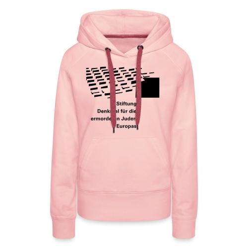logo stiftung 1f - Frauen Premium Hoodie