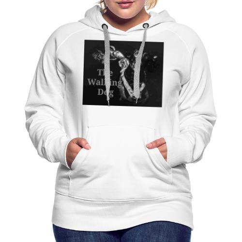 The Walking Dog - Frauen Premium Hoodie