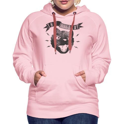 The Wildcat - Frauen Premium Hoodie