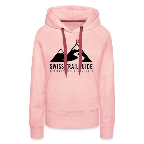 Swiss Trailguide Logo - Frauen Premium Hoodie