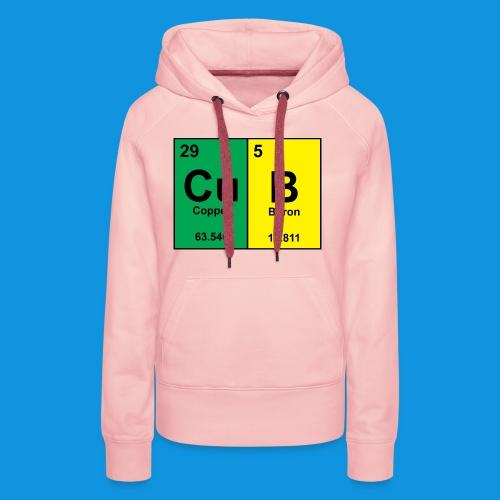 Science Cub Tee - Women's Premium Hoodie