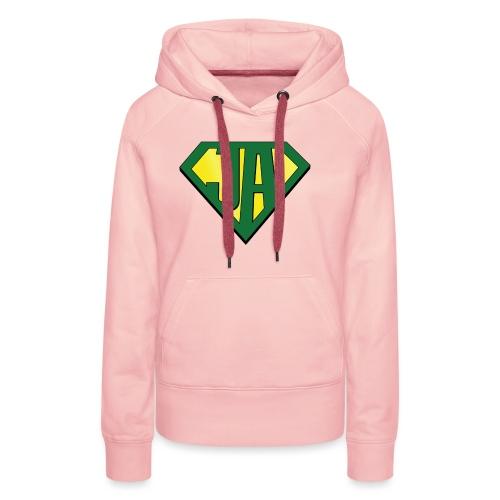 JA super hero - Women's Premium Hoodie