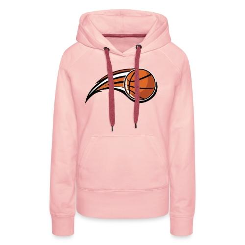 Basketball - Frauen Premium Hoodie