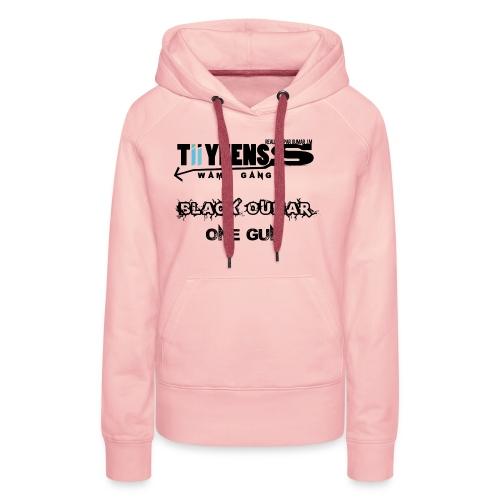TiiYeens - Sweat-shirt à capuche Premium pour femmes