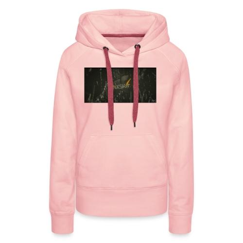NxSkA - Frauen Premium Hoodie